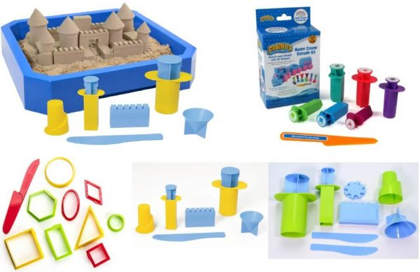 Patapum | Complementos Accesorios Material Sensorial Mad Mattr Y Kinetic Sand1