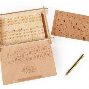 Aprende Braille Fizz
