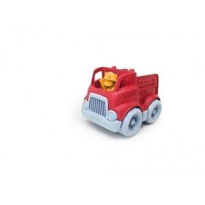 Coche de bomberos con personaje Green Toys