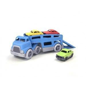 Camión Transporte  de Coches Green Toys
