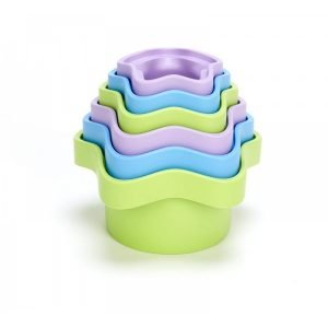 Cubos Para Apilar Green Toys