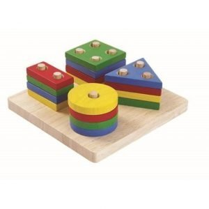 Figuras Geométricas Plantoys