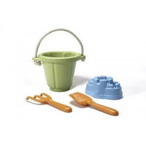 Juego en la Arena Verde Green Toys