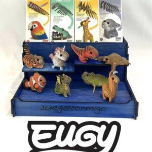 Mini Puzzles 3D Eugy