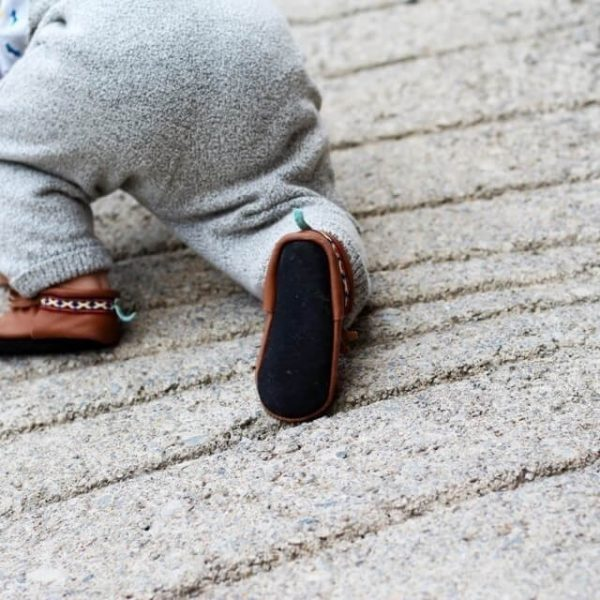 Suela-de-goma-antideslizante-zapatos-Mini-Shuu