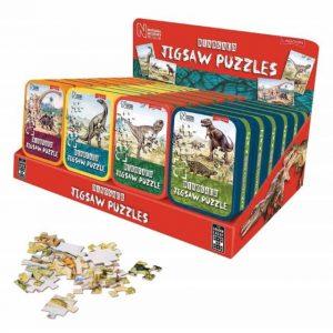Puzzles Dinosaurios del Museo Nacional de Historia