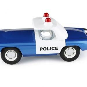 Coche de policía Maverick Heat Azul Playforever