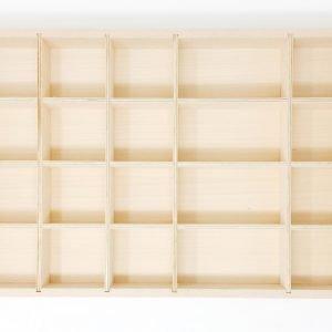 Caja de clasificación Tinker Tray  Grapat