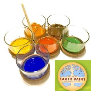 Natural Earth Paint para manualidades