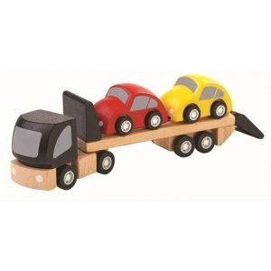 Camión transporte coches Plantoys