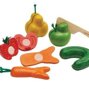 Frutas y verduras imperfectas Plantoys