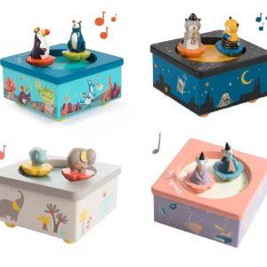 Caja De Música Moulin Roty