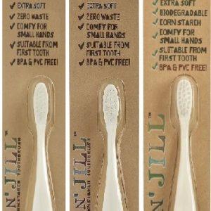 Cepillos de dientes infantil Jack N' Jill