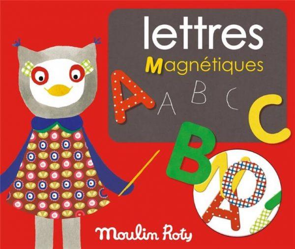 Patapum | Letras Magneticas Popipop Lenguaje Y Escritura Moulin Roty1