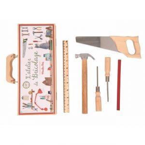 Caja de herramientas pequeña Moulin Roty