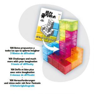 Rompecabezas 3D magnético Magic Magnetic Cube