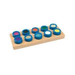 Cubos táctiles Andreu Toys