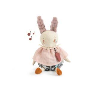 Muñeco musical conejo ALP Moulin Roty