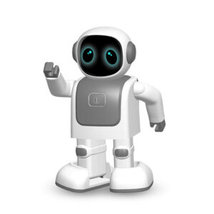 Robert: robot altavoz bailarín Kidywolf