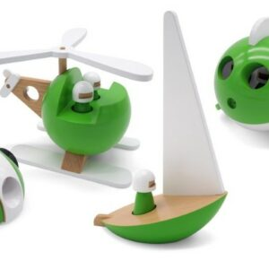 Green Riders, los ECO exploradores Wodibow