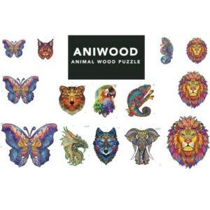 Puzzles Aniwood
